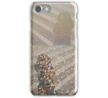 Abstract - Shadows on Stairs iPhone Case/Skin