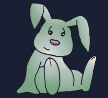 Green Bunny Rabbit Kids Clothes