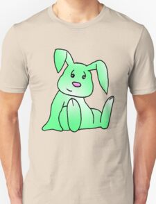 Green Bunny Rabbit T-Shirt