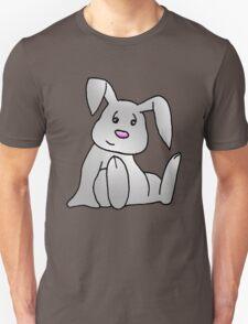 White Bunny Rabbit Unisex T-Shirt