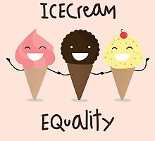 Icecream Equality by Puchu