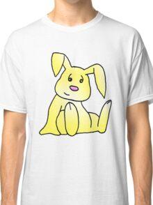 Yellow Bunny Rabbit Classic T-Shirt