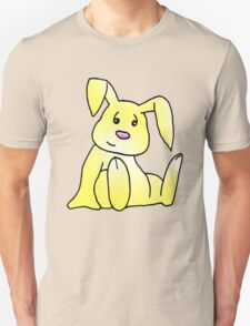 Yellow Bunny Rabbit T-Shirt