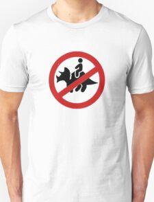 No Dinosaurs T-Shirt