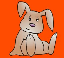 Orange Bunny Rabbit by jkartlife