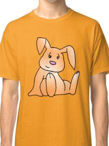 Orange Bunny Rabbit Classic T-Shirt