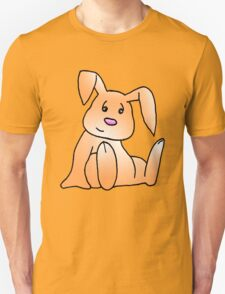 Orange Bunny Rabbit T-Shirt