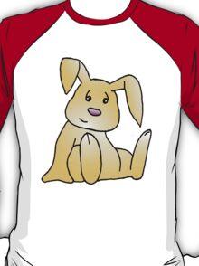 Brown Bunny Rabbit T-Shirt