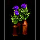 Todays Flowers 1 by Warren. A. Williams
