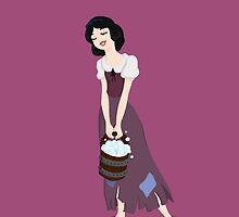 Peasant Princess: Snow White by Chantelle Janse van Rensburg
