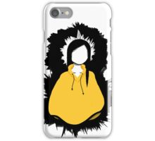 poncho-larger iPhone Case/Skin