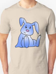 Blue Bunny Rabbit T-Shirt