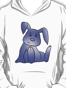 Lavender Bunny Rabbit T-Shirt