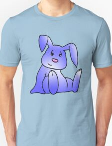 Lavender Bunny Rabbit Unisex T-Shirt