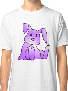 Magenta Bunny Rabbit Classic T-Shirt