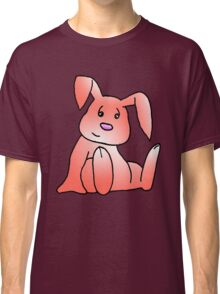 Red Bunny Rabbit Classic T-Shirt