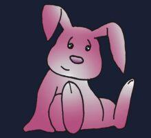Pink Bunny Rabbit Kids Clothes