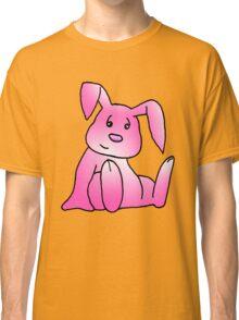 Pink Bunny Rabbit Classic T-Shirt