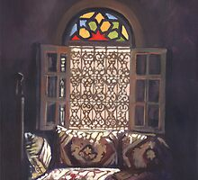 The Moroccan Window by Anthony Greentree
