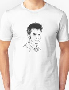 David T Unisex T-Shirt