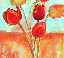 Tulips by Visuddhi
