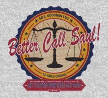 Breaking Bad Inspired - Better Call Saul - Albuquerque Attorney Parody by traciv