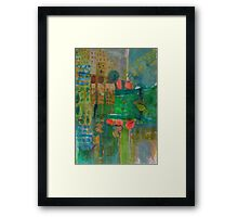 city night 4 Framed Print