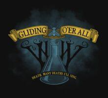 Gliding O'er All T-Shirt