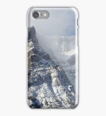 Windy peaks iPhone Case/Skin