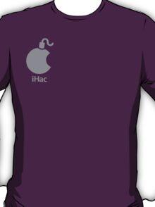 iHac(k) - White Artwork T-Shirt
