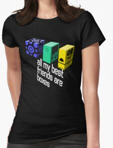 All My Best Friends Are Boxes T-Shirt