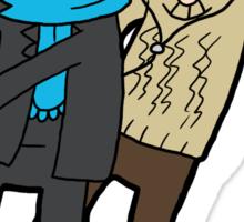 Partylock (alternate) Sticker