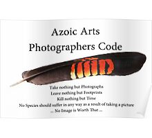 Photographers Code............ Poster