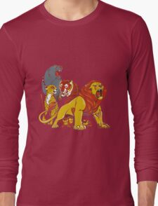 Real Thundercats Long Sleeve T-Shirt