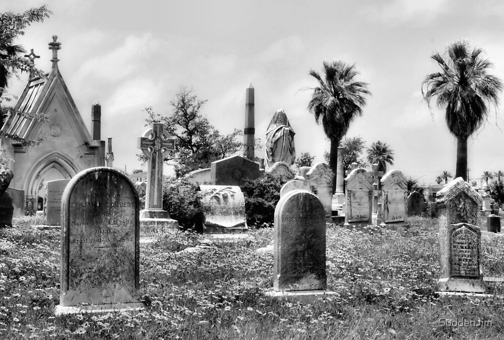 Cemetery by SuddenJim