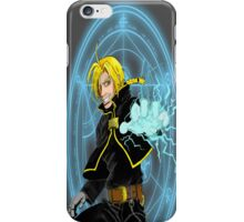 Edward Elric the Fullmetal Alchemist iPhone Case/Skin