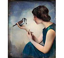The Key to Wonderland Photographic Print