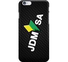 JDM SA iPhone Case/Skin