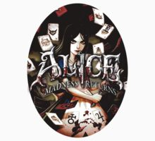 Alice The madness returns w/t title by robrain