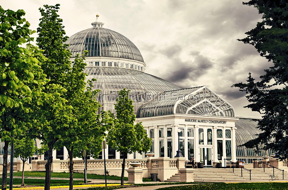The Conservatory by KBritt
