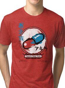 Capsule Gang Sake (Akira) Tri-blend T-Shirt