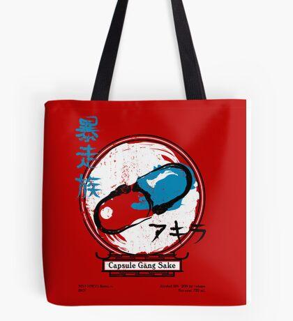 Capsule Gang Sake (Akira) Tote Bag