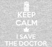 I save the Doctor Kids Tee