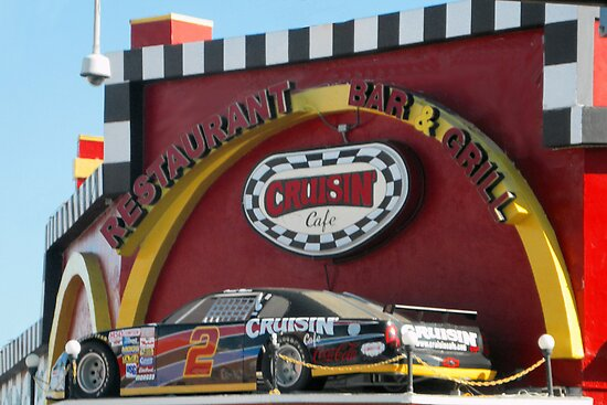 Daytona Crusing Bar by Bootiewootsy