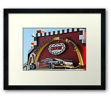 Daytona Crusing Bar Framed Print