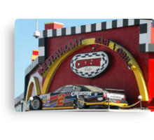 Daytona Crusing Bar Canvas Print