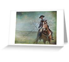 Cattleman Greeting Card