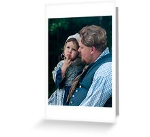 The Pout! Greeting Card