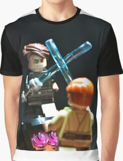 Jedi Duel Graphic T-Shirt