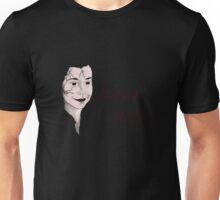 bored now... Unisex T-Shirt